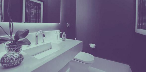 Ambientes Banheiros & Lavabos