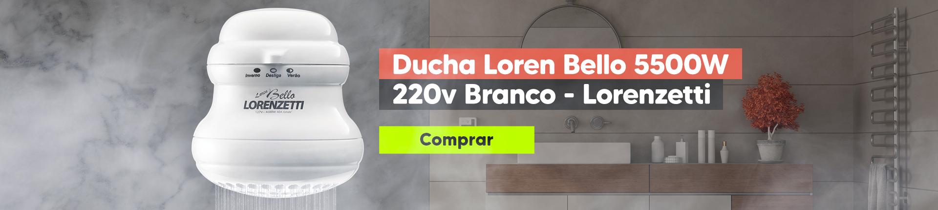 Ducha Loren Bello